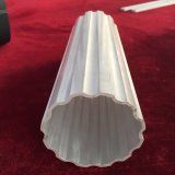 Tubo de alumínio de anodização de fábrica de alta qualidade