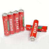 Китайская батарея изготовления 1.5V батареи супер сверхмощная сухая (AAA R03, Um-4)