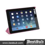 Bestsub personaliseerde het Magnetische Geval van de Sublimatie van de Tablet van de Tik voor de Lucht van iPad (IPD22P)