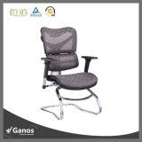 Metallhaltiges Tief-Rückseiten-bequemes Ineinander greifen-ergonomischer Büro-Stuhl