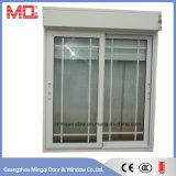 Precio de aluminio moderno Mq-Asw004 de la ventana de desplazamiento de China