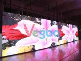 Schermo di visualizzazione locativo esterno del LED di colore completo P6mm