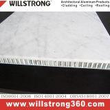 Painel de favo de mel de alumínio de Willstrong Decoração de partição de escritório