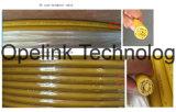 Cabo de fibra óptica do cabo pendente de FTTH