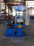 Platten-vulkanisierenpresse (XLB-400*400*2) funktionell