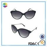 2016 lunettes de soleil en bois de lunettes de soleil fabriquées à la main faites sur commande de mode avec la lentille polarisée