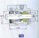 selo 119b mecânico para a bomba