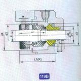 Selo mecânico para a bomba (119b)