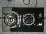2개의 가열기 가스 테이블 난로 (JZG32002)