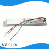 Fechamento elétrico inoperante do parafuso da gota do fechamento 12V do parafuso da porta estreita