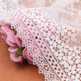 Merletto sexy del merletto del tessuto del merletto degli accessori dell'indumento del merletto della biancheria di F80526#