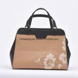 2017人の新しい到着PUの革女性のハンドバッグデザイナー袋の印刷袋