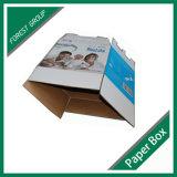 Personalizado impreso plegable de cartón caja de cartón de embalaje