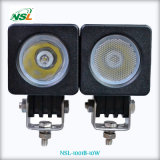 Nsl-1001c-10W, indicatore luminoso superiore dell'automobile 10W di Nsl, indicatori luminosi del CREE del LED 10W, indicatore luminoso del ciclo, indicatore luminoso della bici del motore, piccola lampada chiara fuori dalla strada