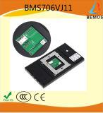 Interphone video Multifunctional do telefone da porta para a segurança do apartamento