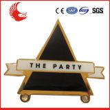 Divisa modificada para requisitos particulares promocional de la seguridad del metal de la aleación del cinc
