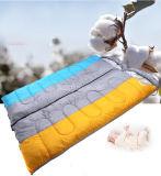 1 saco de sono de Preson, engrossa o saco de sono do algodão das estações do adulto