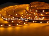 세륨 EMC LVD RoHS 보장 2 년, 노란 LED 유연한 지구 빛