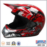 Холодный красный цвет с шлема дороги с надписью на стенах (CR406)