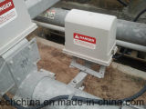 Caixa da torre para o pivô Center e o sistema de irrigação lateral do movimento