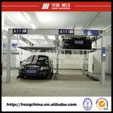 Système et ascenseur automatisés extérieurs de stationnement de voiture de Psh