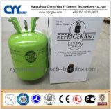 Kühlhoher Reinheitsgrad des gas-R422D (R134A, R404A, R410A, R422D, R507)
