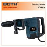 1500W SDS Max Industrial Grade Demolition Hammer (HD6018)