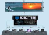 Azienda di trasformazione del video di Lvp608 LED