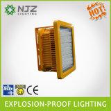 UL 844、Iecex及びAtex標準耐圧防爆LEDのランプはクラス1部1および危険な位置のためのクラス2を含んでいる
