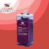 Tiefe Schleife-Batterie-Solarbatterie der Leitungskabel-Säure-Batterie-OPS2V490ah