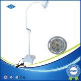 Ajustar la lámpara ginecológica móvil de la examinación del soporte de la altura (YD01)