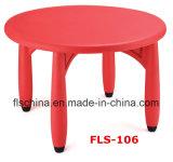 Tables en plastique pour enfants avec du matériel écologique
