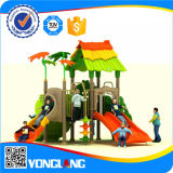 Children (YL-L167)를 위한 다채로운 Forest Series Outdoor Playground Double Slide