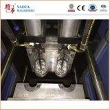 Zwei Wasser-Flaschen-durchbrennenmaschine des Gebläse-3L halb automatische