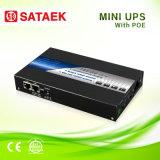 mini UPS 15V 24V do ponto de entrada 8800mAh para o dispositivo do ponto de entrada