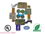 High-Tech Enige Zij en Tweezijdige Flex of stijf-Flex PCB