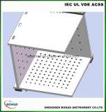 IEC 60335の温度上昇テストのためのClause11温度の熱電対の黒テストコーナー