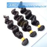 8-28標準的なインドの緩い波の人間の毛髪のインチ