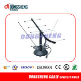 Rg59 avec 2c pour siamois/Camera/CCTV/CATV/Coaxial Cable