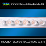 luz de tira rígida controlada del contraluz LED de los 36LED/M IC Digital RGB