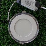 Doppelte Instrumententafel-Leuchte des Farbe TUV-LED Downlight 7W Glasrunde gehäuse-LED