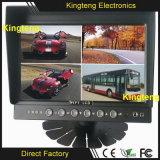 Accesorios del monitor del coche de la opinión trasera del monitor del omnibus TV para el acoplado/la caravana/la grúa
