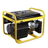 câblage cuivre Portable Electric Power Gasoline Generator (WH7500X) de 6kw 6000W