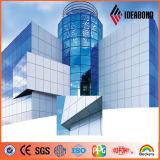 2014熱い販売ASTM標準PVDF/PEの上塗を施してあるアルミニウム合成のパネル