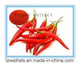 Natürliches Capsaicin/Capsaicinoids/Pfeffer-Auszug/Paprika-Auszug