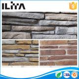 Piedra cultivada piedra del revestimiento de la pared, piedra artificial (YLD-81009)