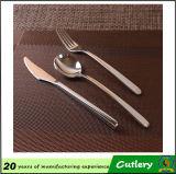 스테인리스 Steel Cutlery Set Knife Fork 및 Spoon Hotel Cutlery