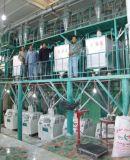 Ligne fonctionnement de moulin du blé 60t et 200t de l'Egypte