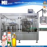 Equipamento de engarrafamento automático do suco de fruta