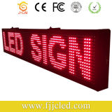 Aangepaste Scrollingl LED Sign Board voor Window LED Sign (P10 RED)